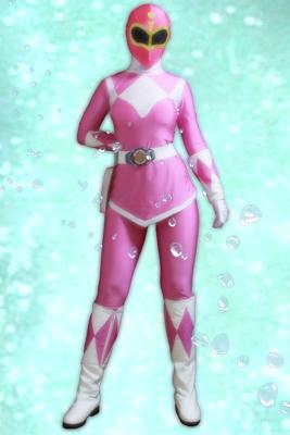 戦隊ピンク1